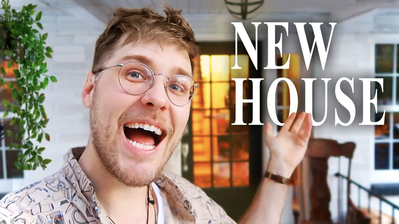 My New House Tour!