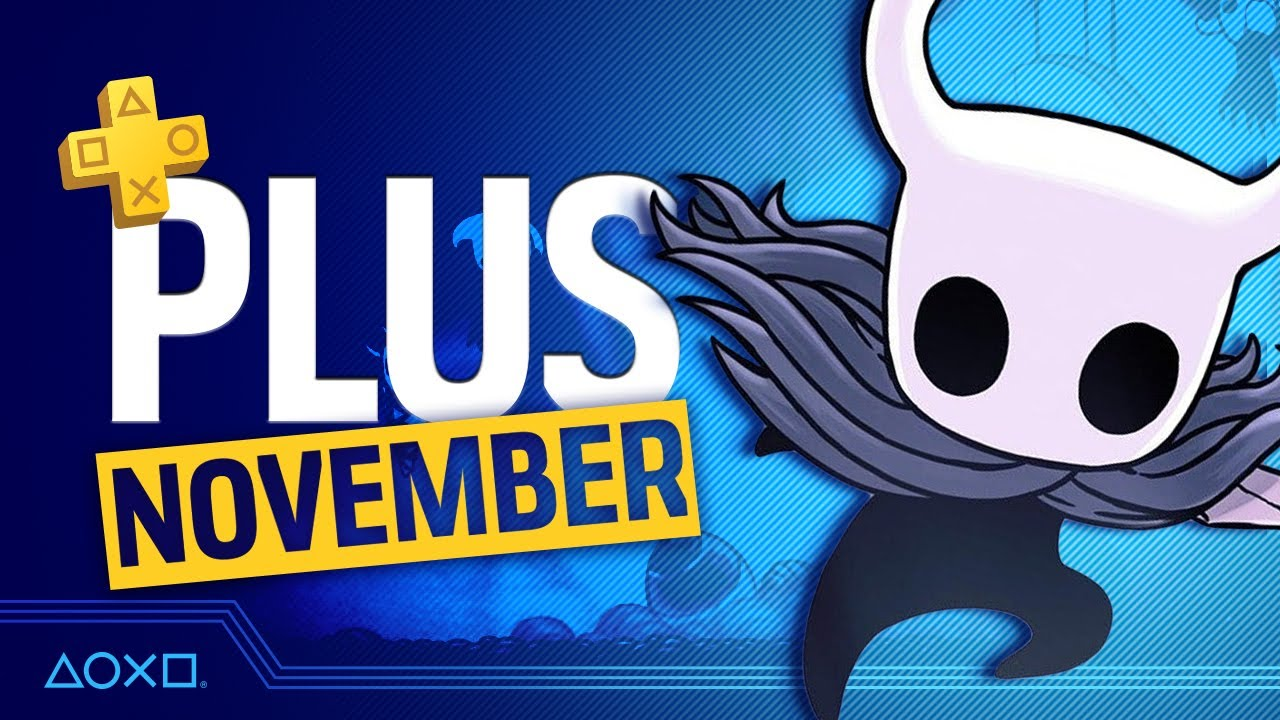 PlayStation Plus Monthly Games – November