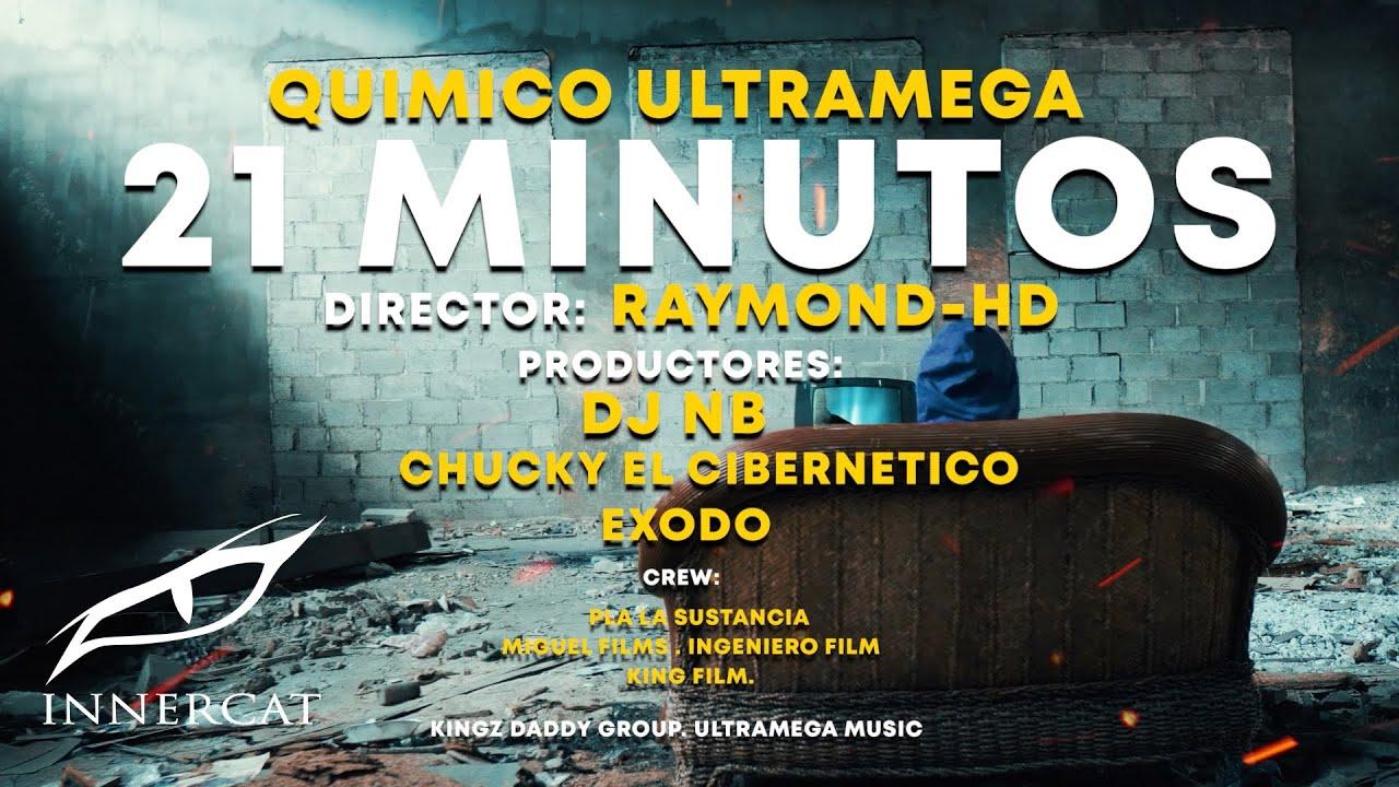 Quimico Ultra Mega – 21 Minutos (Homenaje al Rap Dominicano 🇩🇴)