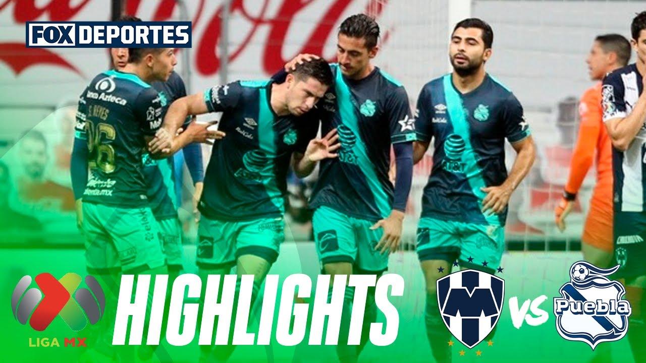 Rayados 2(2-4)2 Puebla | HIGHLIGHTS | Reclasificación Liga MX | 22 de noviembre