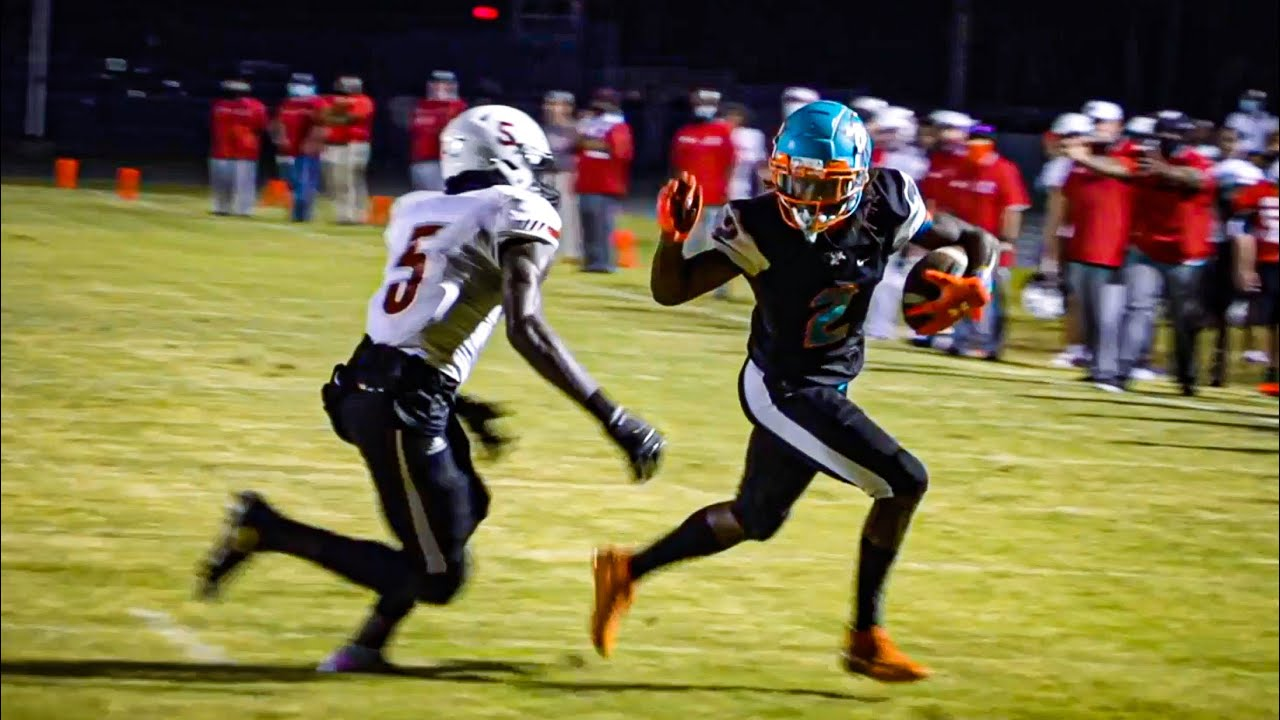THE #1 RECEIVER IN THE NATION VS 5-STAR ALABAMA COMMIT! (FRIDAY NIGHT LIGHTS)