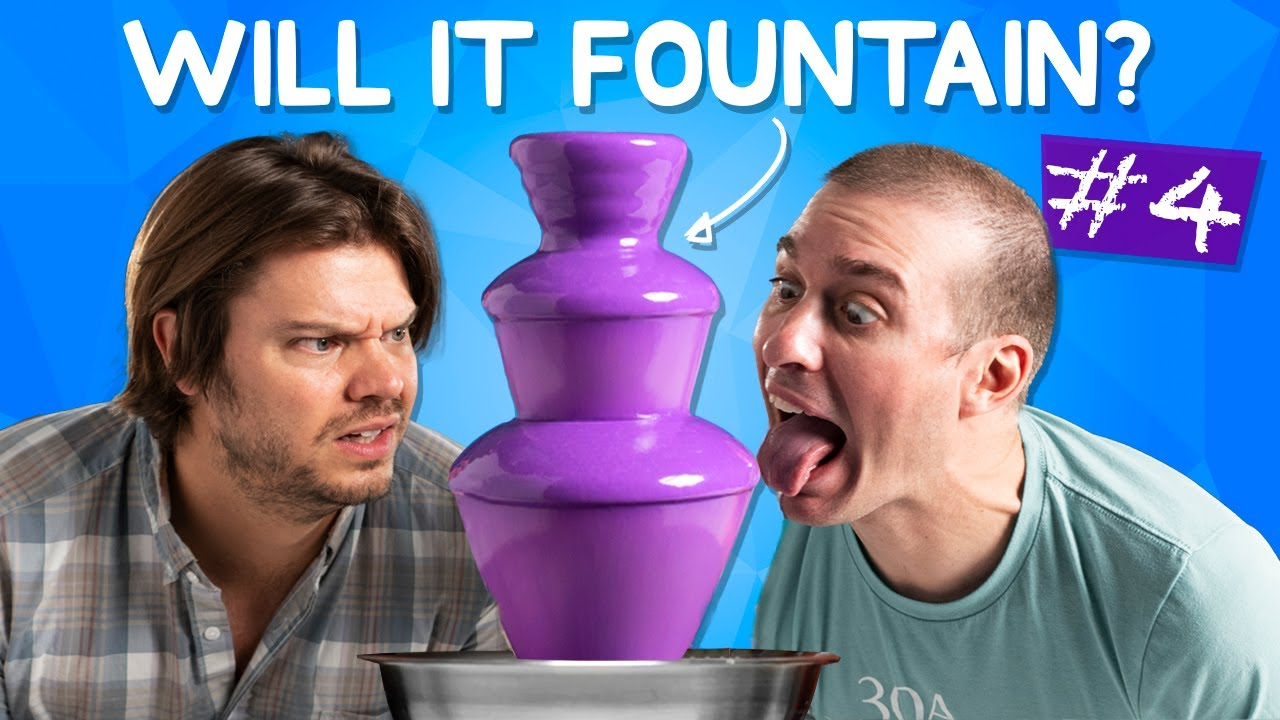 Ultimate Fountain Challenge #4