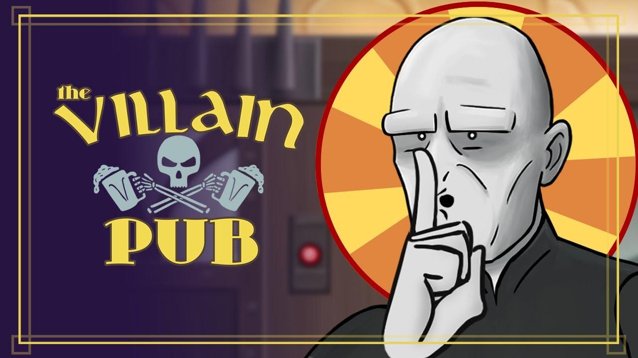 Villain Pub – The Impostor (Among Us Parody)