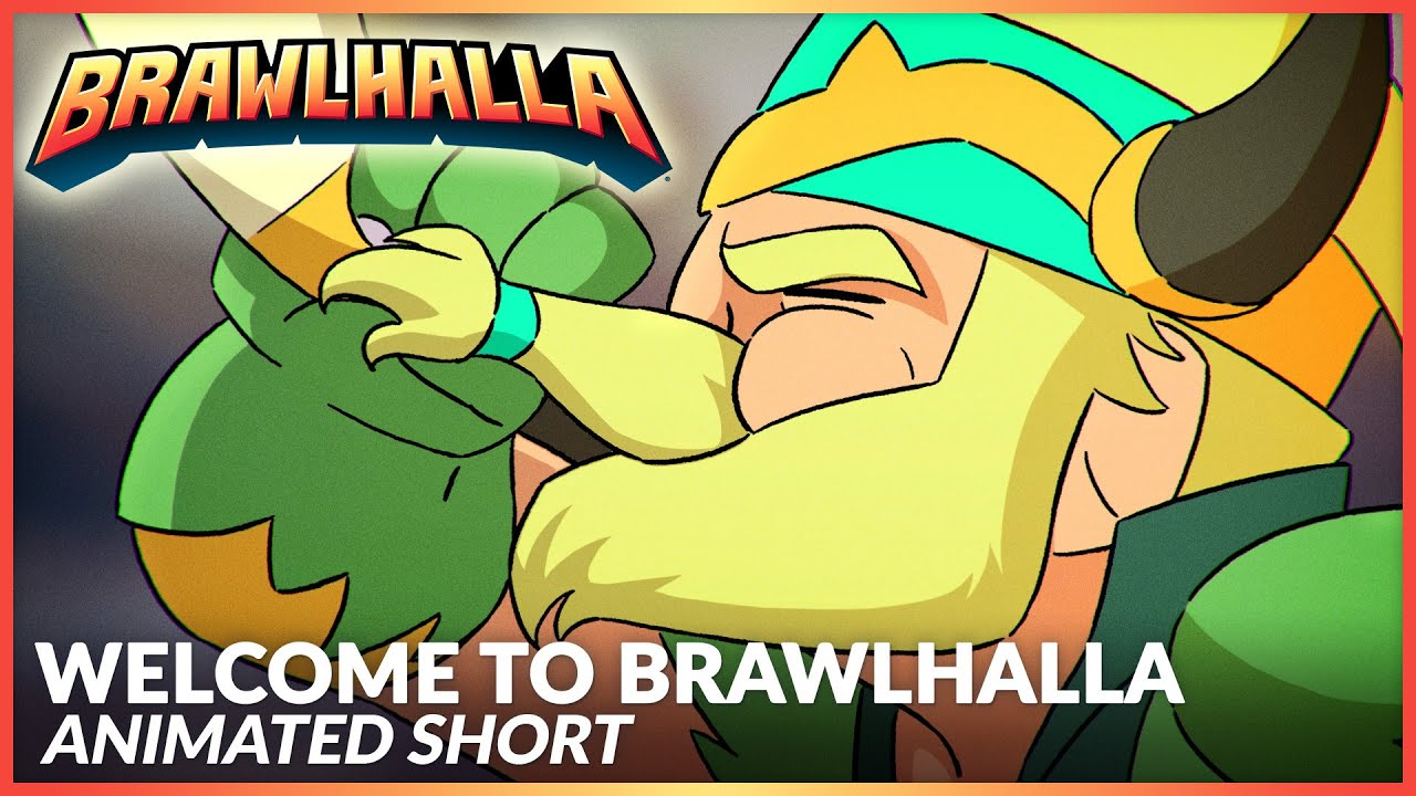 Welcome To Brawlhalla – Animated Short