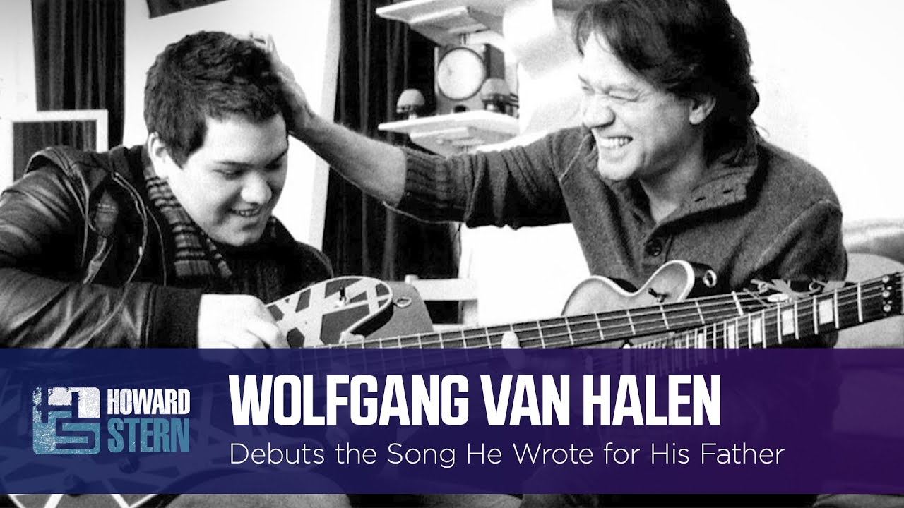 """Wolfgang Van Halen on Writing """"Distance"""" as a Tribute to His Father"""