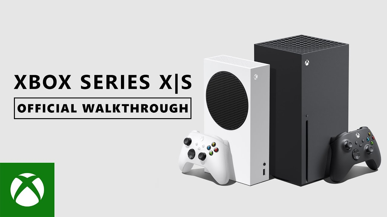 Xbox Series X S – Official Next-Gen Walkthrough – Full Demo [4K]