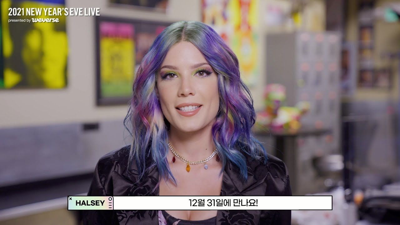 [2021NYEL] 2021 NEW YEAR'S EVE LIVE Relay Q&A – #Halsey #Lauv #SteveAoki