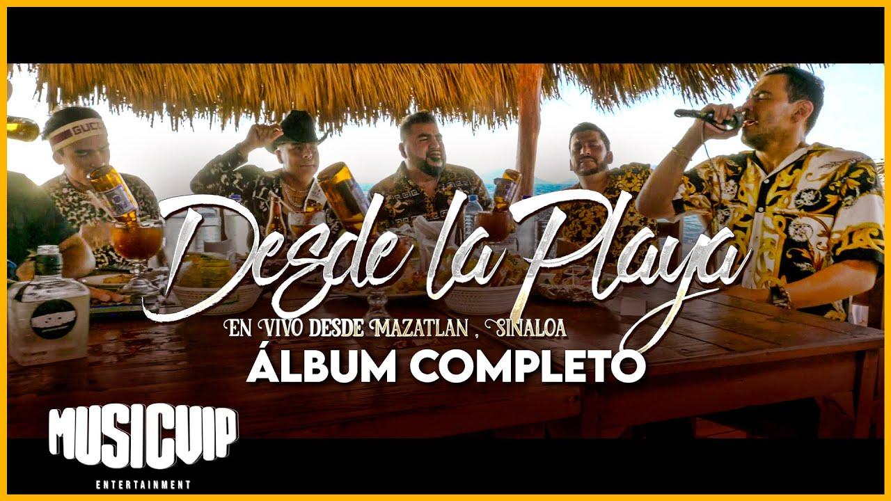 @El Mimoso – Desde La Playa En Vivo – @Grupo Firme – @Luis Angel El Flaco  El Yaki – Grupo Codiciado