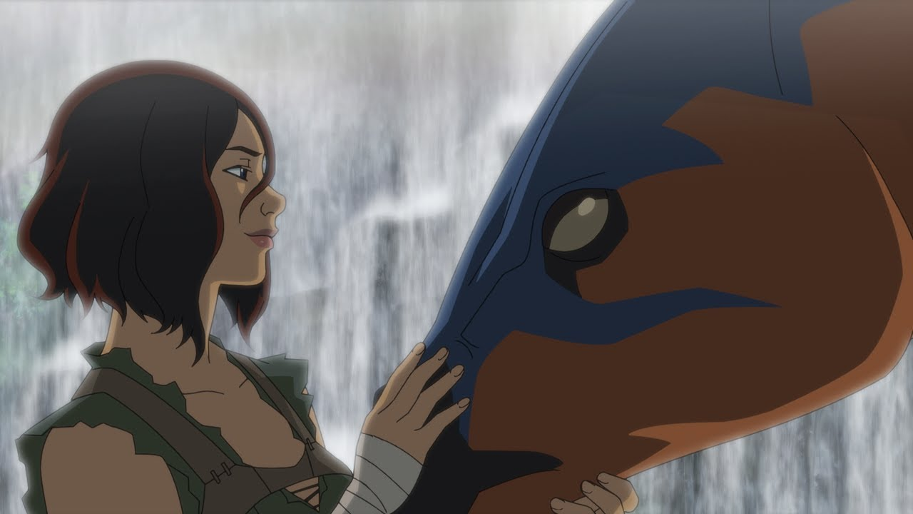 'ARK: The Animated Series' Extended Length Trailer