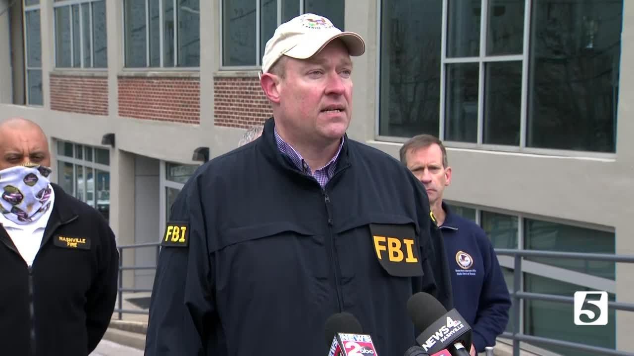Authorities give update on Nashville explosion