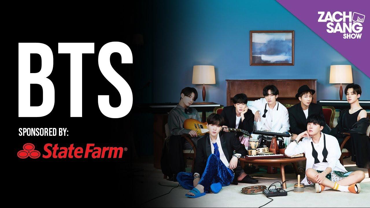 "BTS ""BE"" Interview"