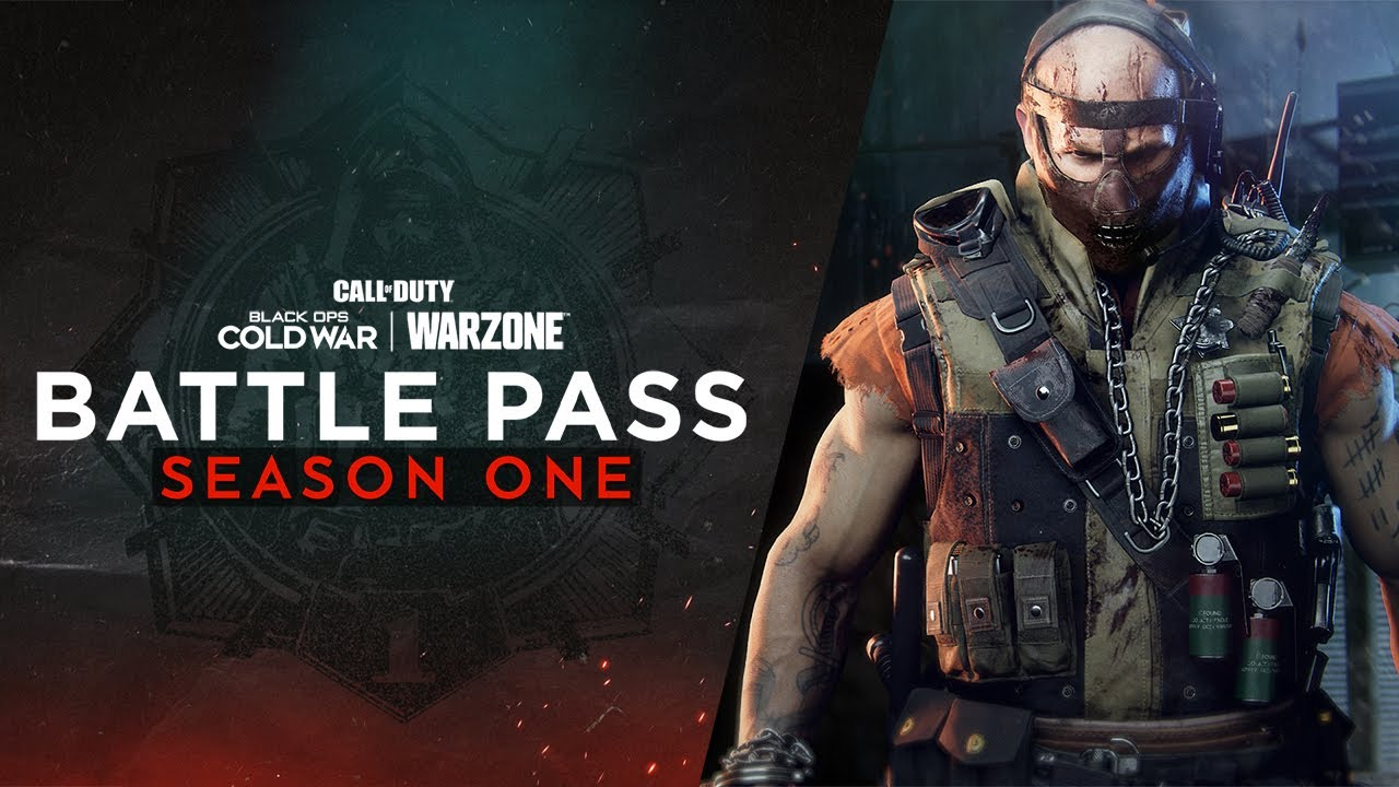 Call of Duty®: Black Ops Cold War and Warzone™ – Season One Battle Pass Trailer