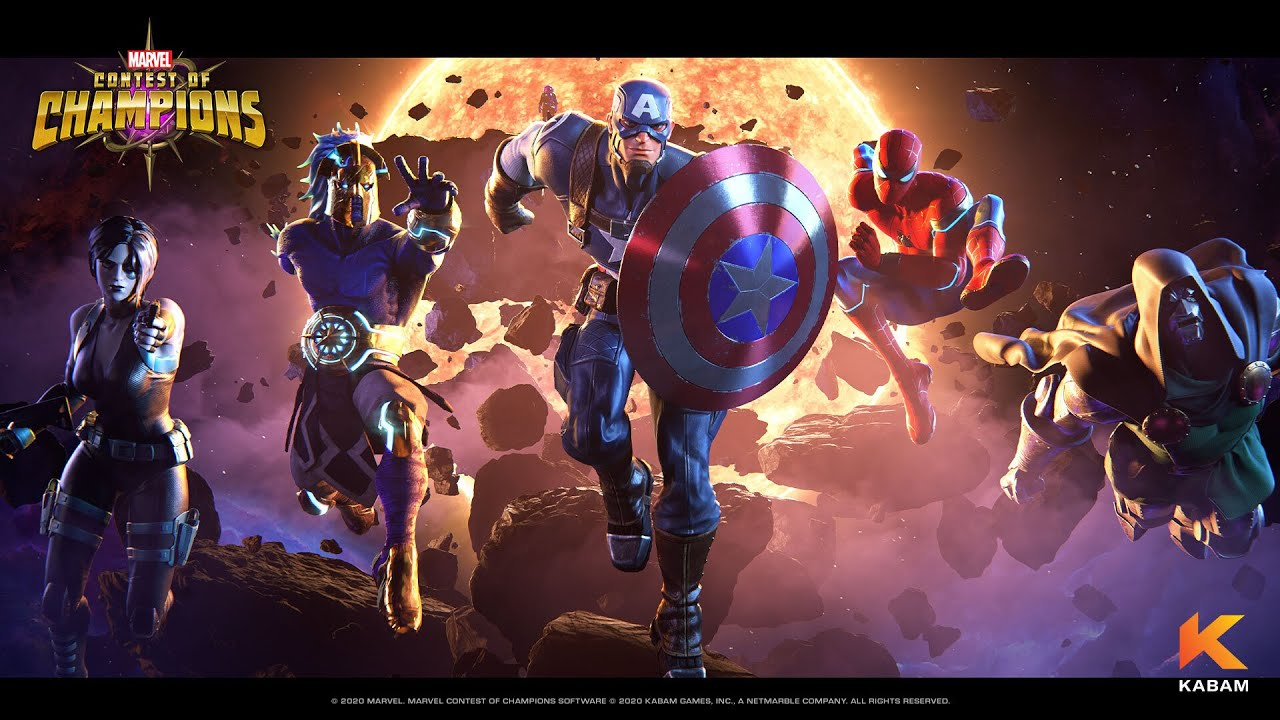 Champions are Forever   Marvel Contest of Champions