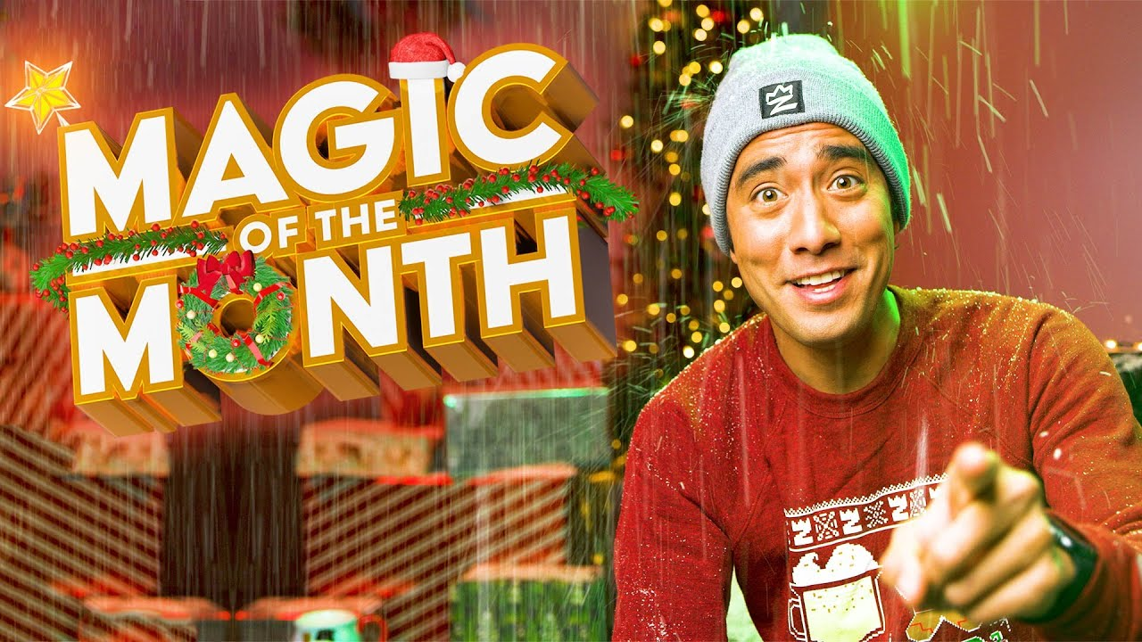 Christmas Magic | MAGIC OF THE MONTH – December 2020