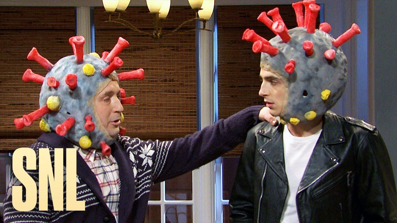 Coronavirus Holiday – SNL