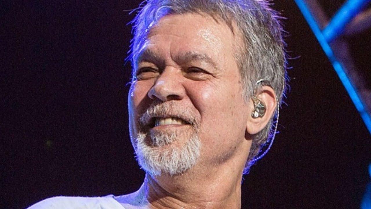 Eddie Van Halen's Cause Of Death Officially Confirmed