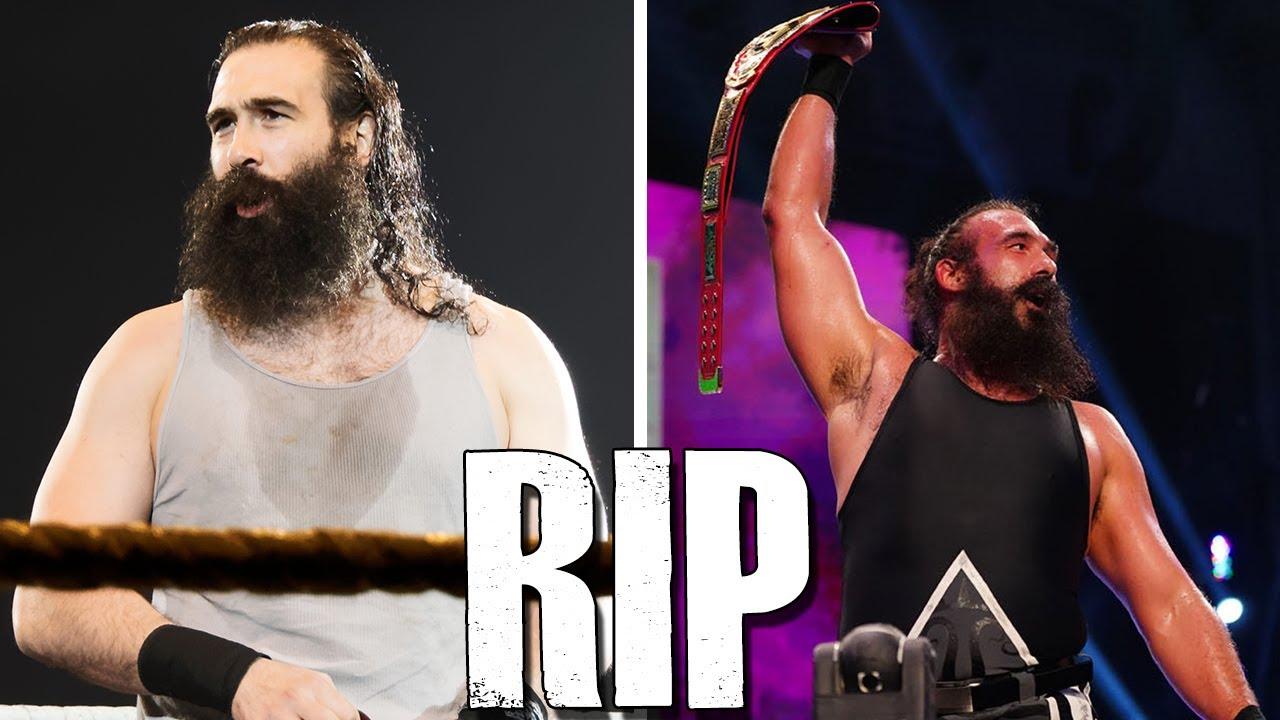 Former WWE Superstar Brodie Lee (Luke Harper) Passes Away At 41