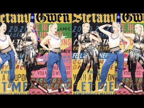Gwen Stefani – Let Me Reintroduce Myself (Official Lyric Video)