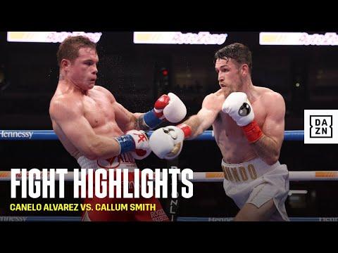 HIGHLIGHTS | Canelo Alvarez vs. Callum Smith