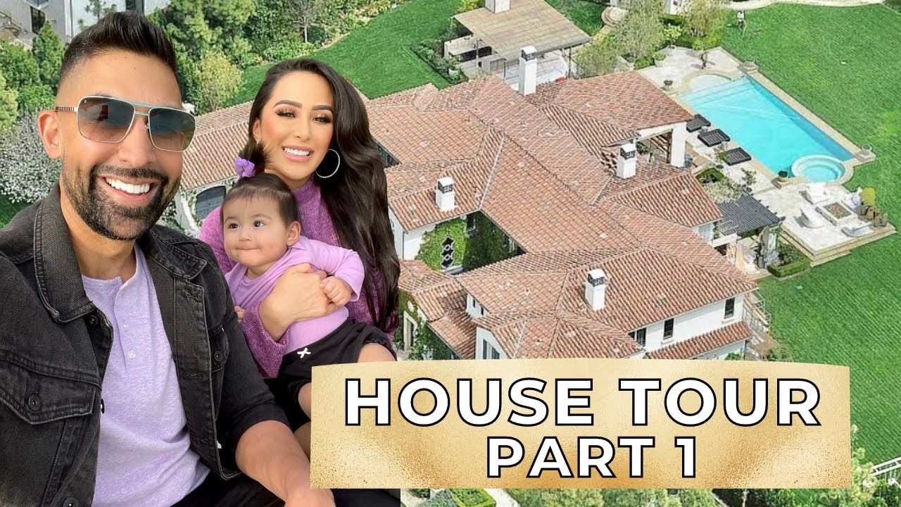 House Tour Part 1   Dhar and Laura