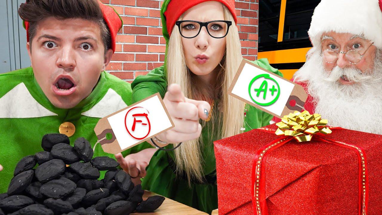 I Sent Preston to Santa Training School…