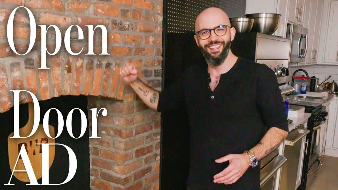 Inside Binging With Babish's New Brooklyn Home & Studio | Open Door | Architectural Digest