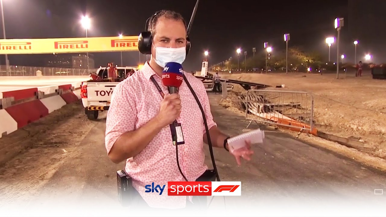 """""""It is quite shocking to see the remnants"""" 