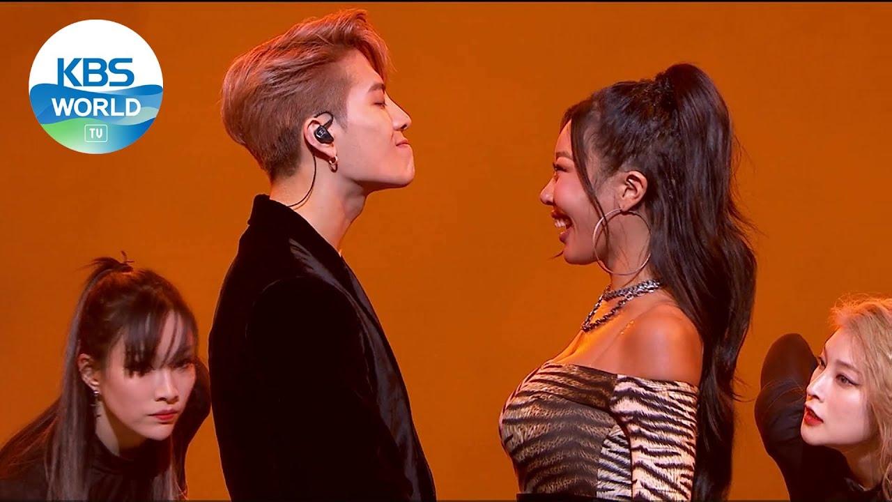 Jessi(제시) & Jackson(GOT7) – NUNU NANA(눈누난나) [2020 KBS Song Festival / 2020.12.18]