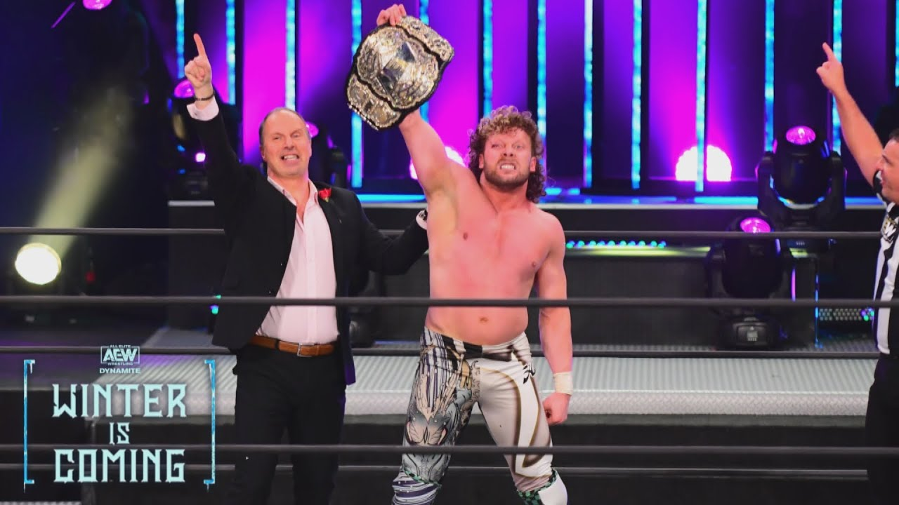 Jon Moxley's AEW Championship Run Comes to a Shocking End   AEW Dynamite Winter is Coming, 12/2/20