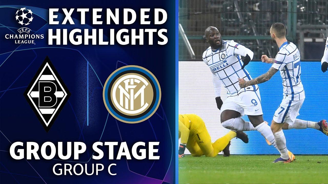 Mönchengladbach vs. Inter Milan: Extended Highlights   UCL on CBS Sports