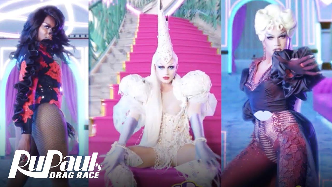Meet the Queens Season 13 👑💄 RuPaul's Drag Race #Shorts