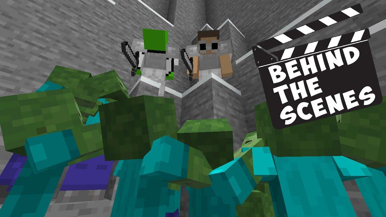 Minecraft: Zombie Apocalypse – Extra Scenes