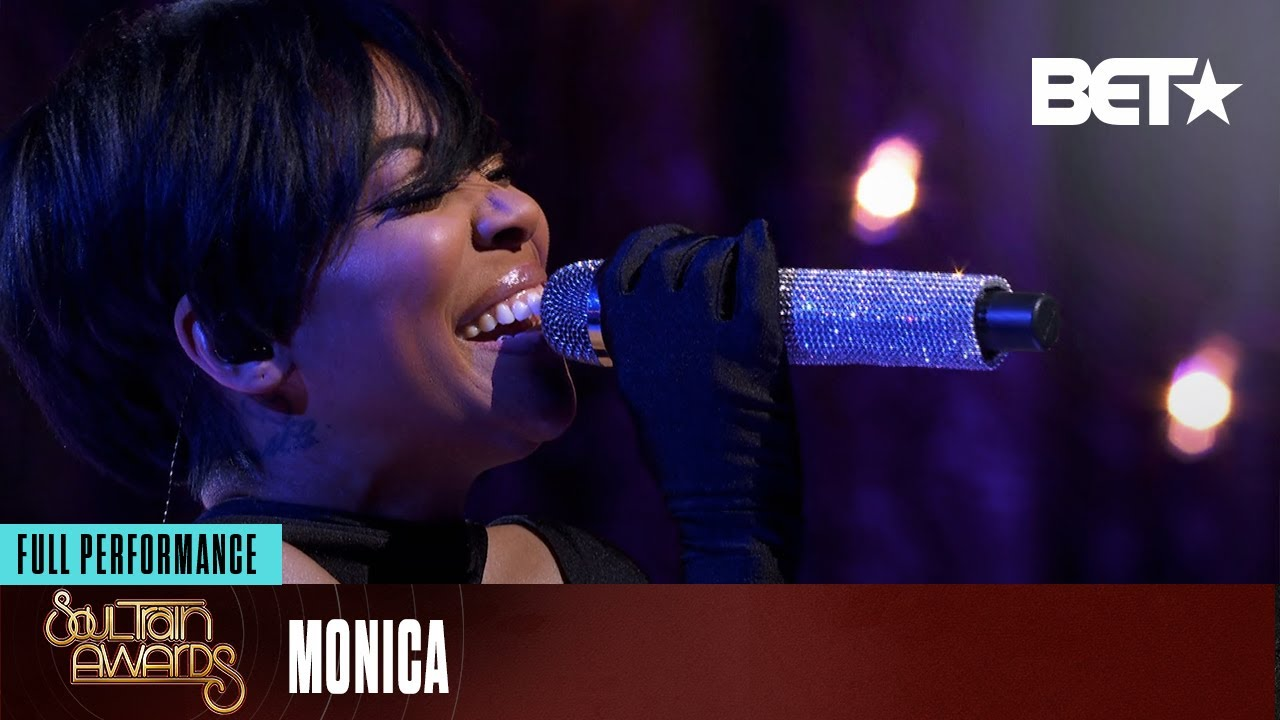Monica Performs A Medley Of Her Greatest Hits As The Lady of Soul   Soul Train Awards 20
