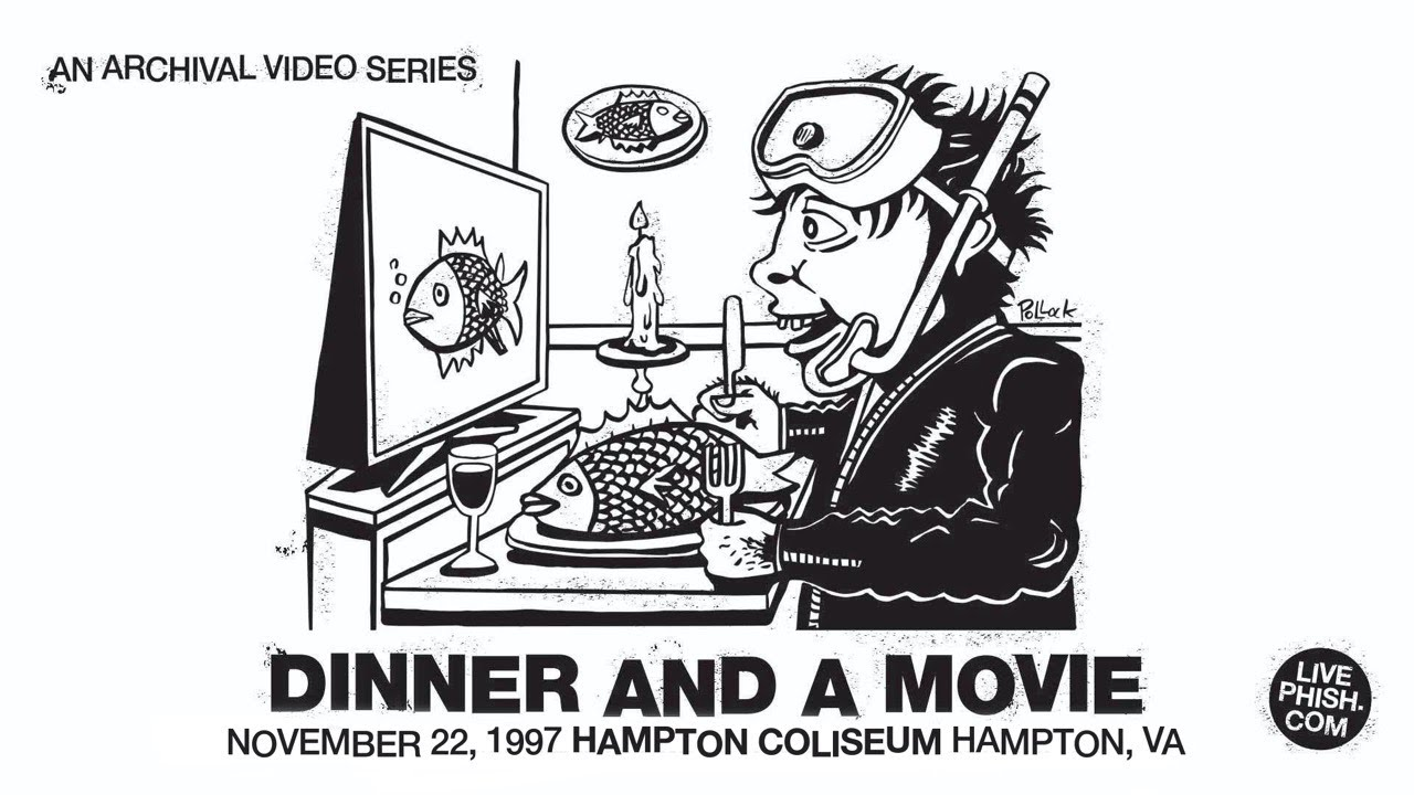 "Phish ""Dinner And A Movie"" Ep. 28: Hampton, VA"