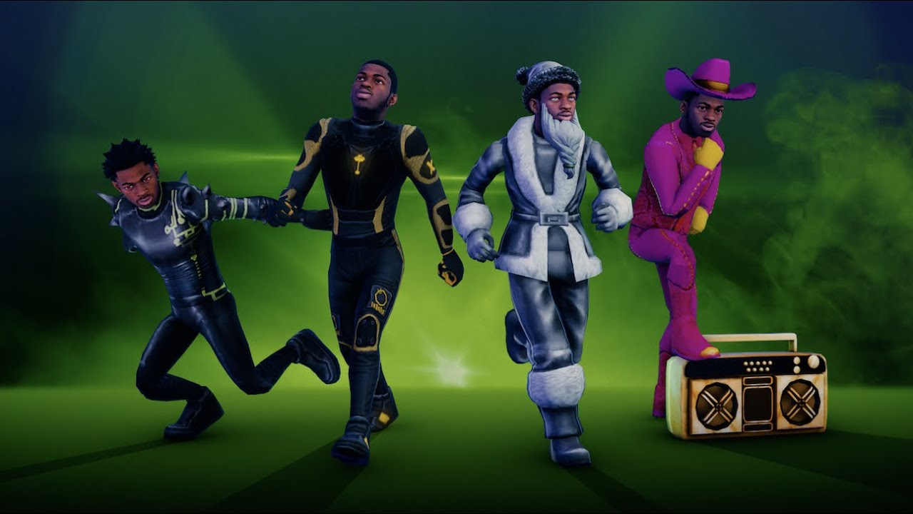 ROBLOX PRESENTS THE LIL NAS X CONCERT EXPERIENCE