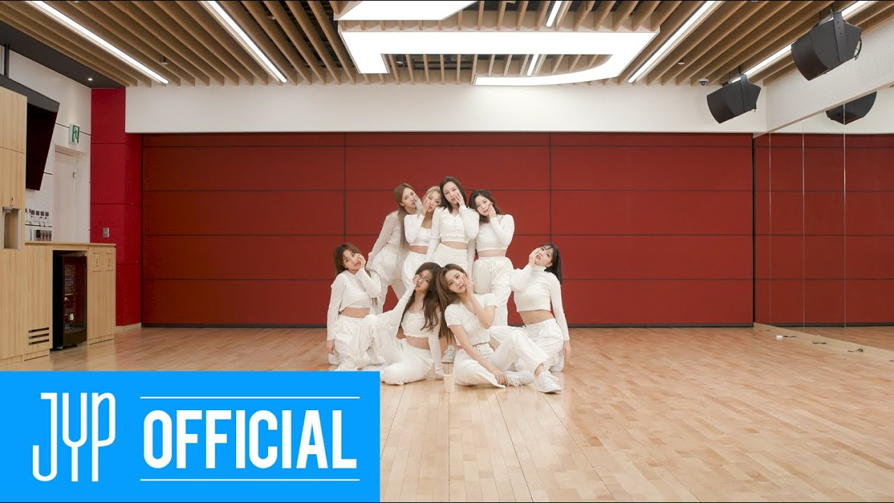 TWICE 'CRY FOR ME' Choreography – 1