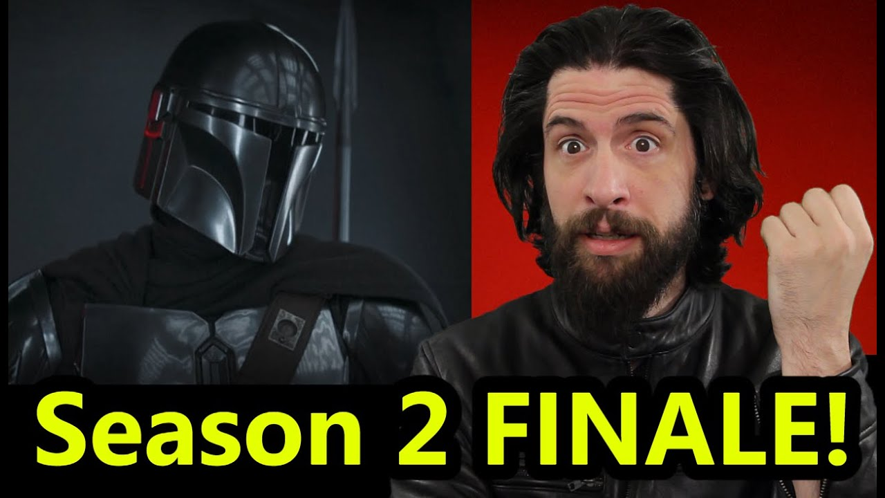 The Mandalorian: Season 2 FINALE! (My Thoughts)