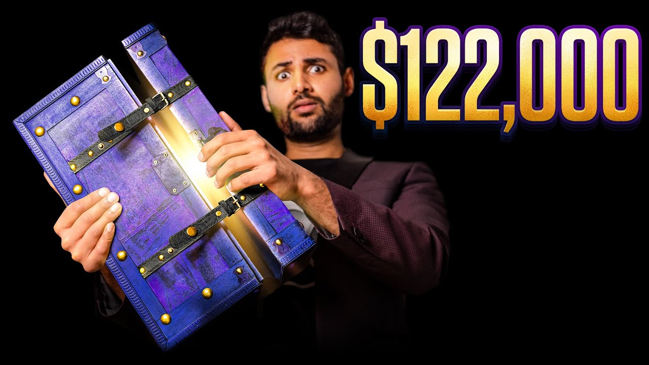 Unboxing the $122,000 Smartphone. 🤯