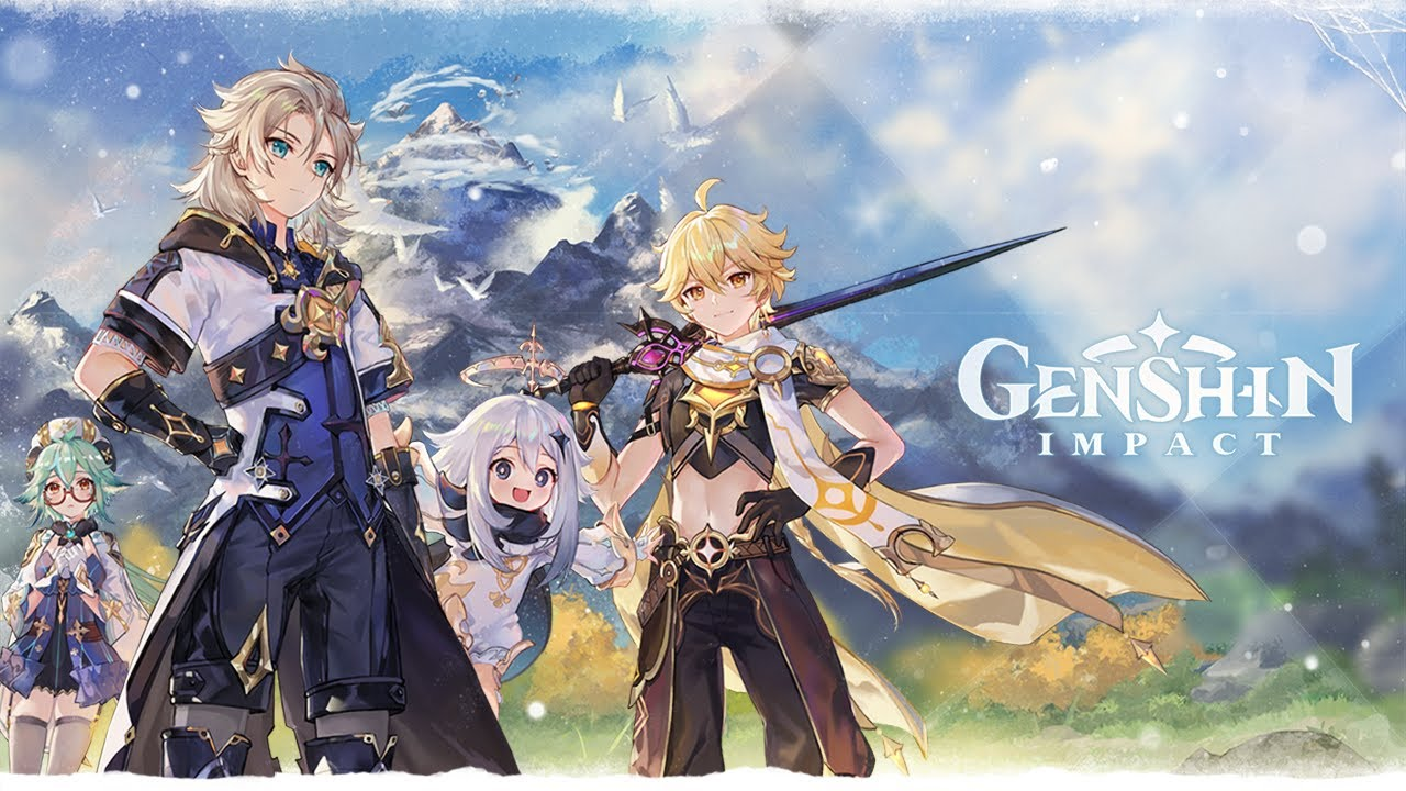 "Version 1.2 ""The Chalk Prince and the Dragon"" Trailer | Genshin Impact"
