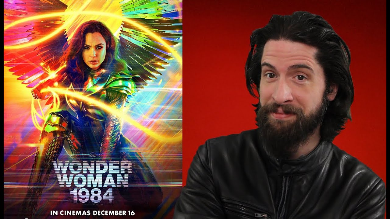 Wonder Woman 1984 – Movie Review