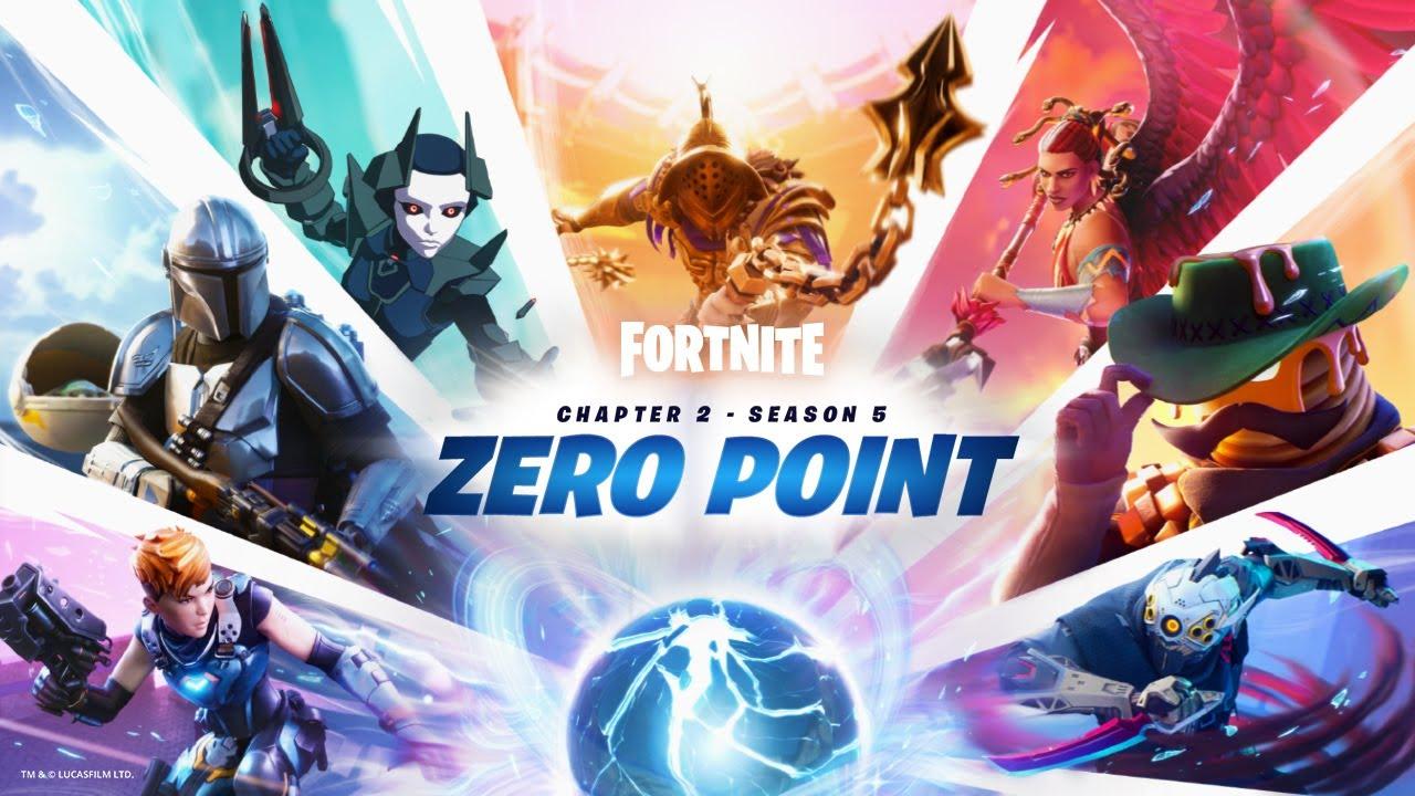 Zero Point Story Trailer for Fortnite Chapter 2 – Season 5