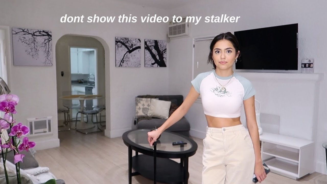 finally showing you my home… *APARTMENT TOUR*