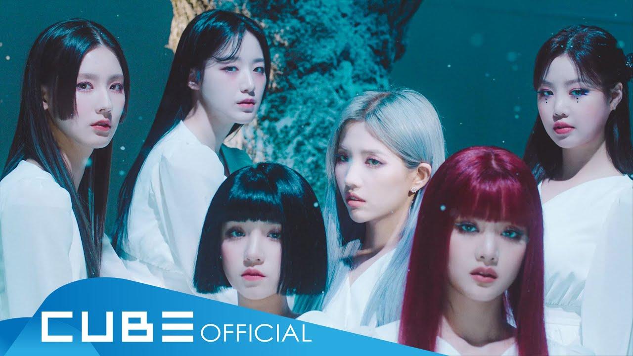(여자)아이들((G)I-DLE) – '화(火花)(HWAA)' Official Music Video