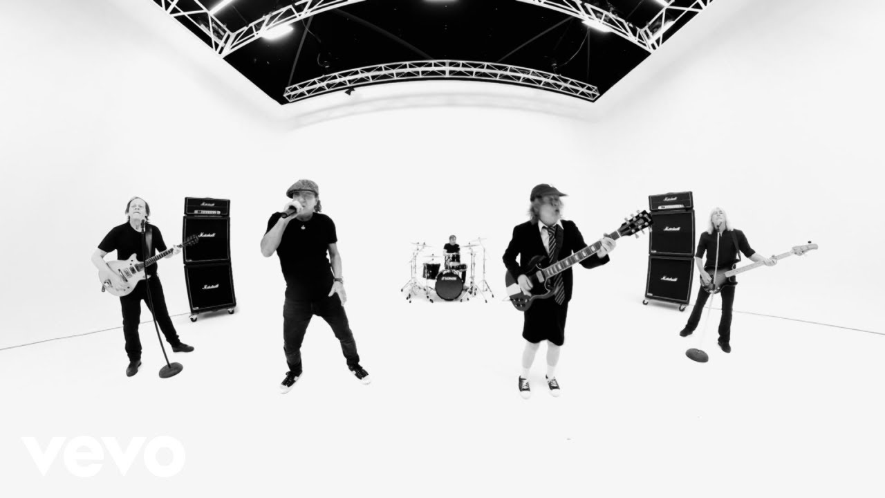 AC/DC – Realize (Official Video)