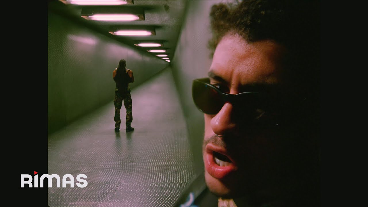 BAD BUNNY – BOOKER T (Video Oficial)