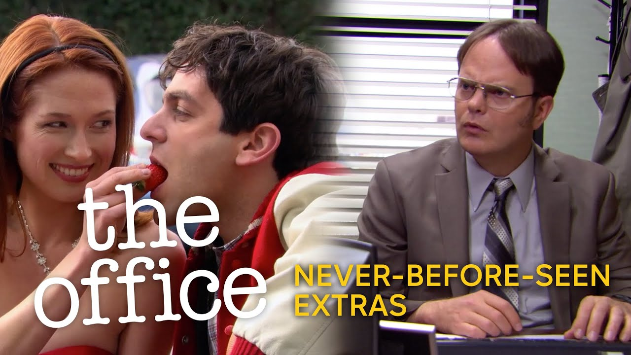 Best Office Extras with Never-Before-Seen Footage | A Peacock Extra | The Office US