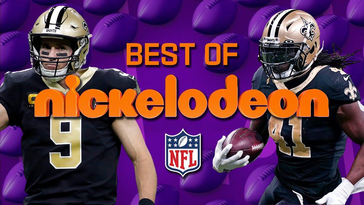 Best of NFL on Nickelodeon!