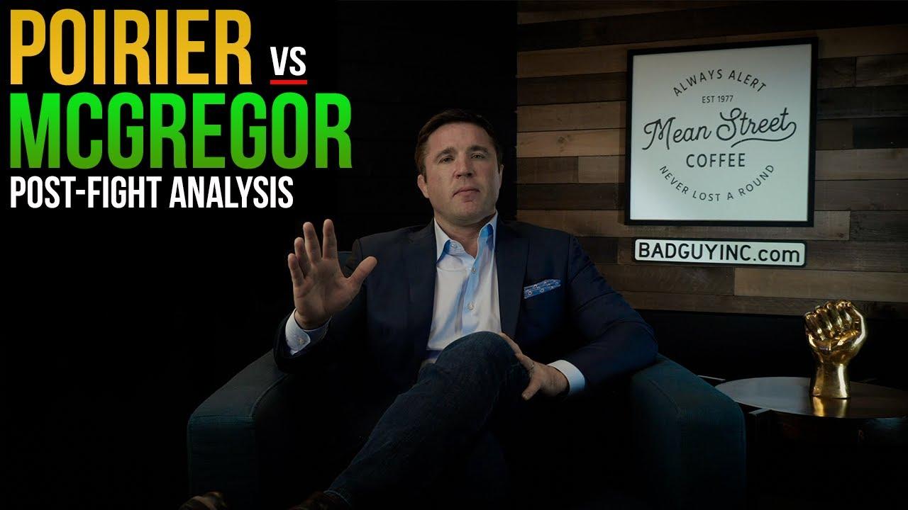 Conor McGregor vs Dustin Poirier, here's what happened….