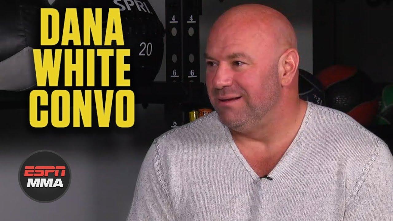 Dana White talks Conor McGregor's return, previews the UFC in 2021 | ESPN MMA