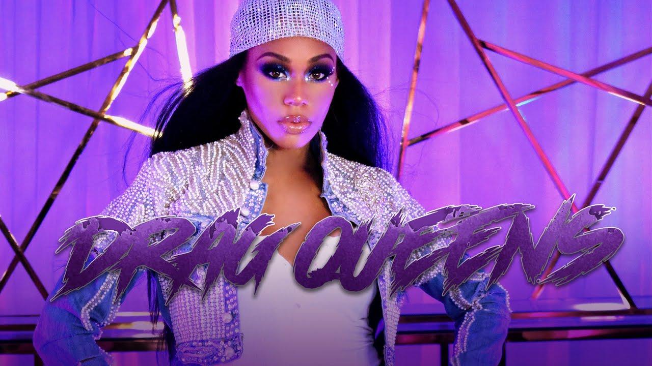 """""""Drag Queens"""" Official Video HaZel aka Monique Samuels"""